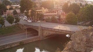 #833. Тбилиси (Грузия) (классное видео)(Самые красивые и большие города мира. Лучшие достопримечательности крупнейших мегаполисов. Великолепные..., 2014-07-03T17:20:34.000Z)
