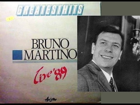 Bruno Martino GREATESTHIS live '89 - LATO A - LP 33giri