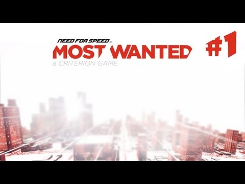 Соний vs Таз - прохождение Need for Speed Most Wanted на руле Fanatec CSLElite PS4