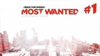 NFS Most Wanted 2012 [2] a Criterion Game прохождение - Серия 1