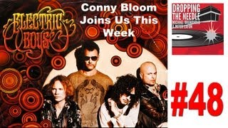 Conny Bloom of The Electric Boys Talks about Michael Monroe and Ginger