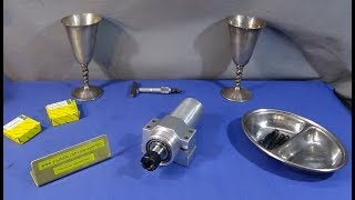 Lathe Milling Spindle Attachment Part Two & Safely Machine Tube.