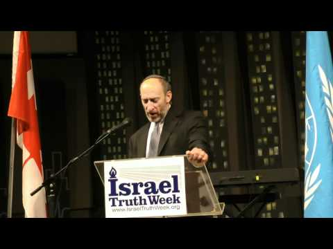 Israel Truth Week 2012 - Part 12 - Rabbi Jonathan Hausman