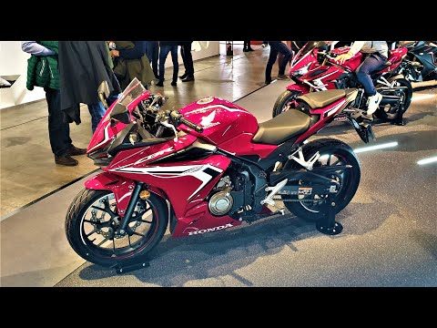 New Models Of Honda Motorcycles Of 2020.New Cruiser, Street, Adventure And Sport Bikes