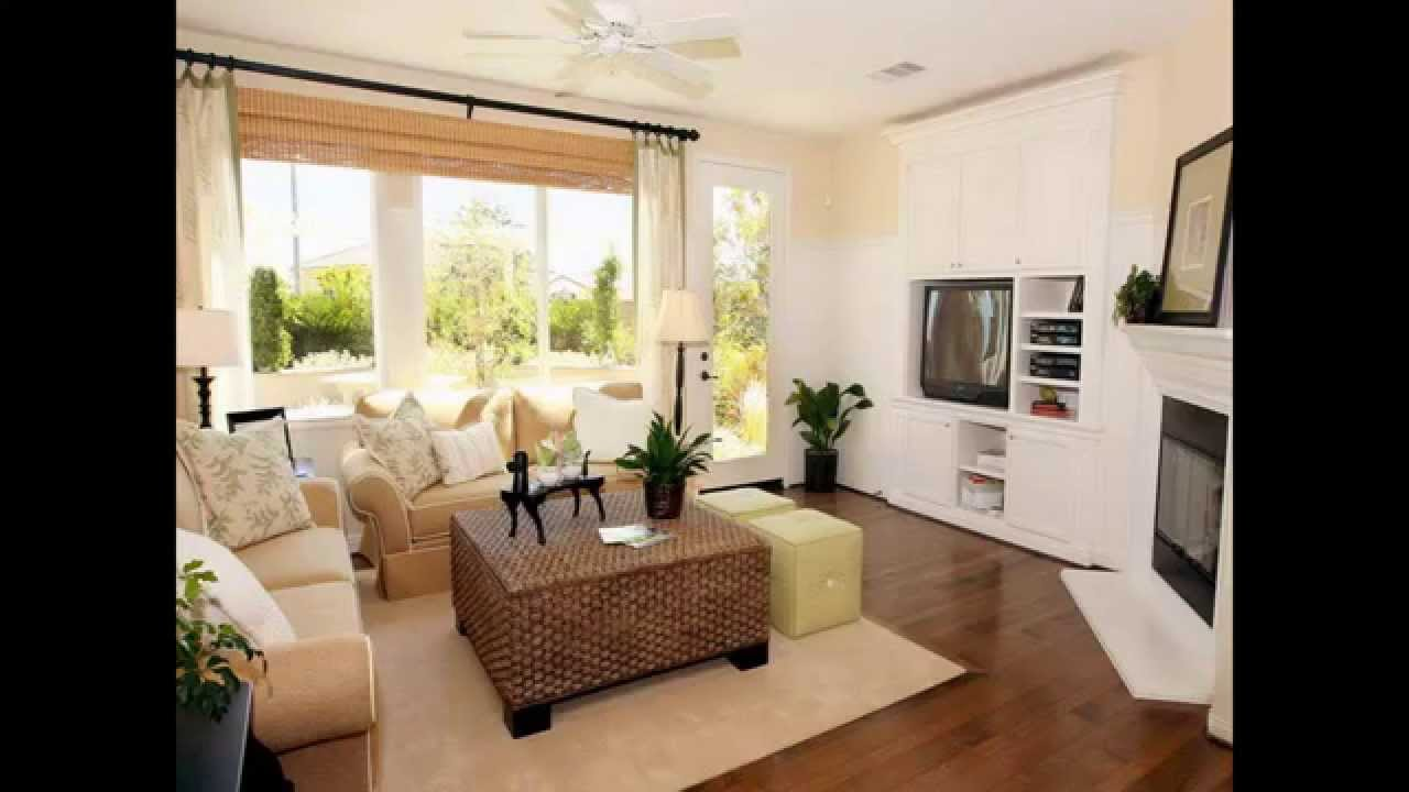 Living room furniture arrangement ideas youtube for Living room furniture arrangement with tv