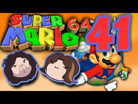 Super Mario 64: Dancing with the Devil - PART 41 - Game Grumps