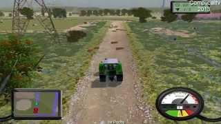 Tutorial + Descargar:Farm Machines Championships 2013 Juego para PC Full del 2013