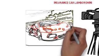 lamborghini insurance car 2019