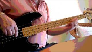 Iron Maiden - Phantom of the Opera  Bass Lesson