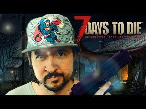 "7 DAYS TO DIE - UNDEAD LEGACY #46 ""QUIERO ARMAS ELITE!"" | GAMEPLAY ESPAÑOL"