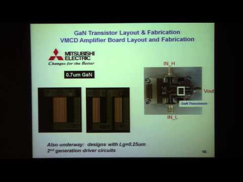 Switching-mode power amplifiers for multiband applications - Peter Asbeck