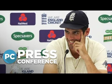 The Best Of Cook's Emotional Press Conference