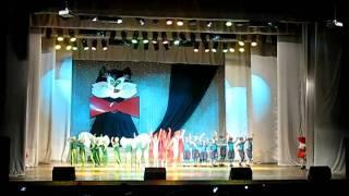 Черный котенок 2011 д-ц Молодёжи Рязань