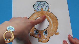 How to Draw Shopkins Season 3