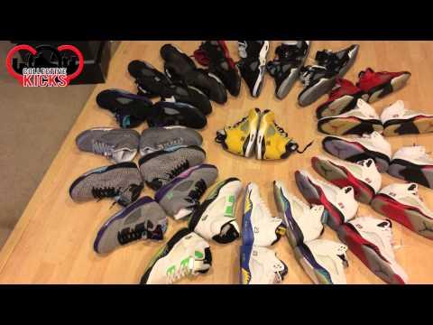 jordan 5 collection