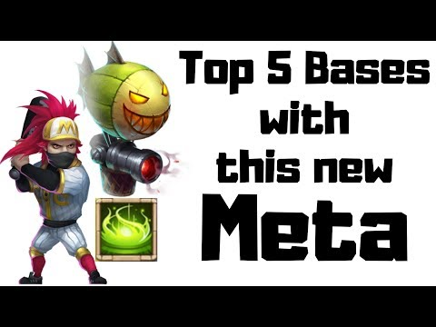 New Meta | Vigorous Ronin Bombing | Doom Balloon | Castle Clash