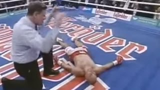 Knockout Of The Year 2001 Ottke Vs Mundine