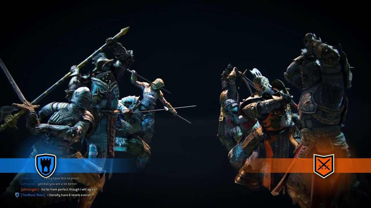 Matchmaking in for honor not working
