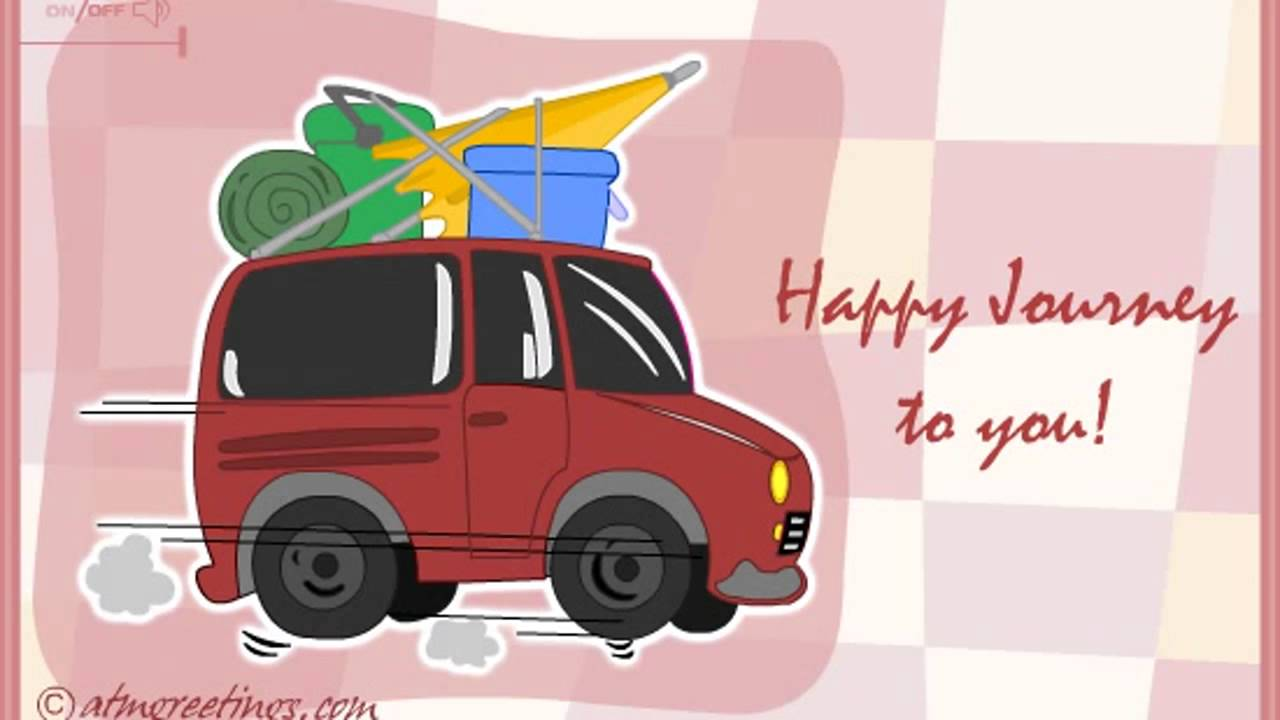 Happy journey ecard greetings card wishes messages video happy journey ecard greetings card wishes messages video 13 10 youtube m4hsunfo