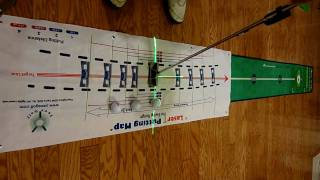 Video The Best  putting laser and its putting map from Yao's Golf download MP3, 3GP, MP4, WEBM, AVI, FLV Mei 2018