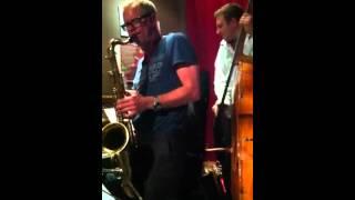 Hans Ulrik og Lars Janssons Trio på Jazzcup