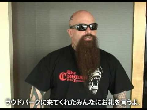 SLAYER -LOUD PARK 09-