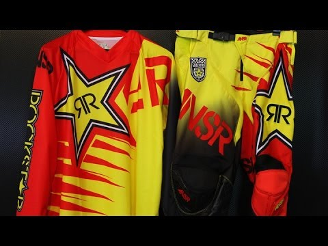 ANSR Rockstar Gear Set | Motorcycle Superstore