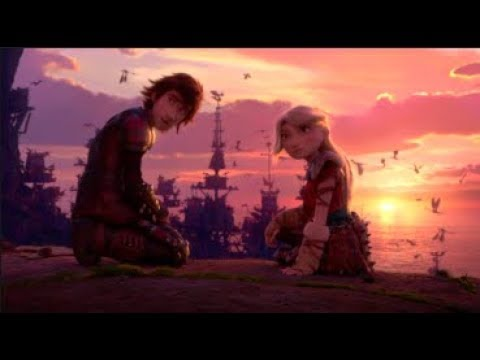 Hiccup & Astrid  [ Back To Life ]