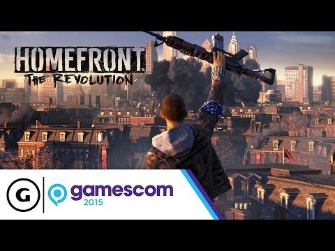 Homefront: The Revolution Thank You Trailer - Gamescom 2015