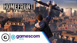 "Homefront: The Revolution ""Thank You"" Trailer - Gamescom 2015"