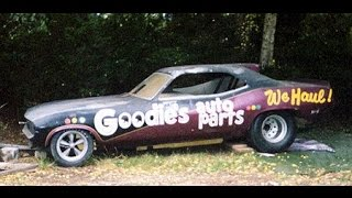 Amazing Barn Find Drag Cars
