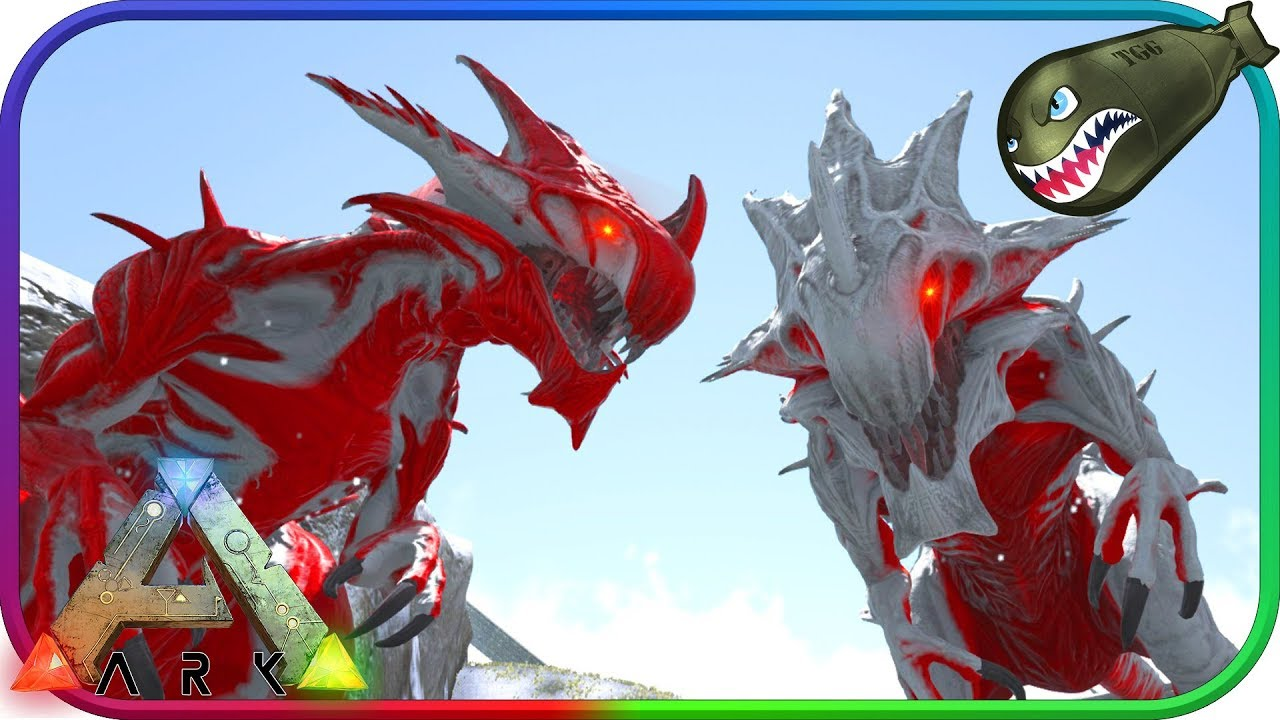 Ark: Survival Evolved | Upgrading to Alpha Reapers in Extinction Core #29  (Ark Extinction Core)