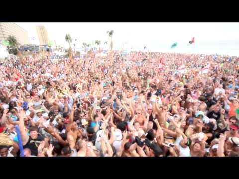 Largest Harlem Shake Ever!!! (well Maybe) 1080 HD Spring Break 2013 Club La Vela PCB, FL