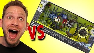 Animal Planet Giant Scorpion Playset Unboxing