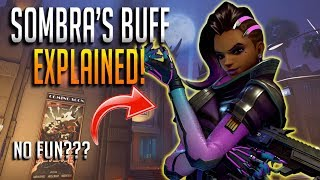 Why Blizzard Developers Are BUFFING Sombra! | OVERWATCH NEWS
