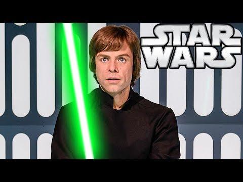 How Luke Used Tutaminus Against Palpatine in Return of the Jedi - Star Wars Explained