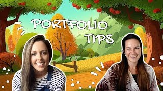 PART 2: HOW TO PREPARE PORTFOLIO FOR A BIG STUDIO -WITH LAURA PRICE (LULUSKETCHES) (EP.192)