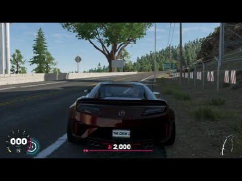 Отличная гонка адреналиновый заезд, ГОНКА века на Acura__PS4 BrO----