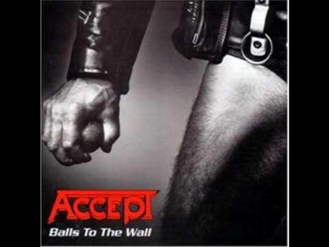 Accept - Head Over Heels