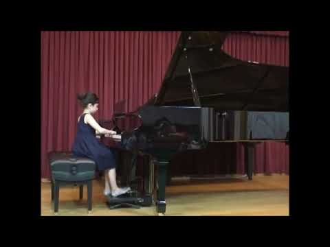 Sonata OP 49, 2 in G, 1st mvt by Beethoven