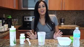 HOW TO PREPARE: HERBALIFE TEA