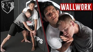 Wallwork: Fighting Off of the Cage & MMA Clinch