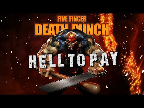 Five Finger Death Punch - Hell To Pay (Unofficial Lyric Video)