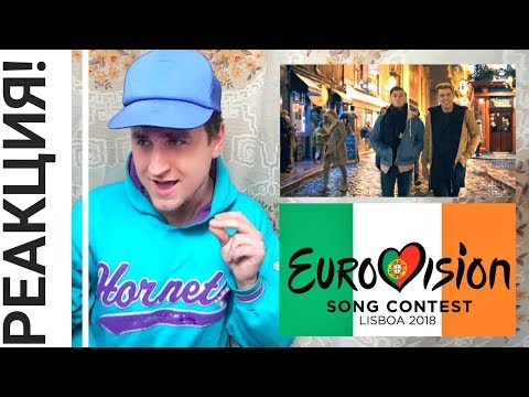 Reaction on GAY SONG: Ryan O'Shaughnessy - Together (Ireland Eurovision 2018)