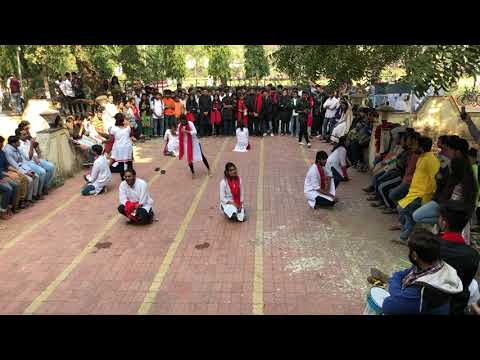 CHILD LABOUR || Nukkad Natak || TEAM : Streak Freaks || CHRD, SVNIT