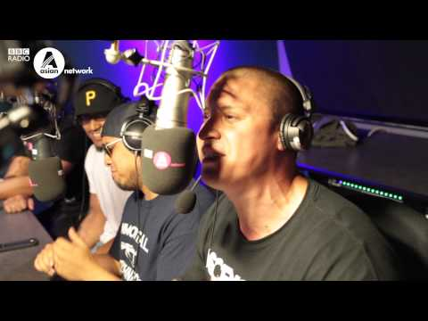 Immortal Technique live freestyle || Kan D Man & DJ Limelight