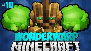 BAUM, BAUM, BAUUUUM?! - Minecraft Wonderwarp #10 [Deutsch/HD]