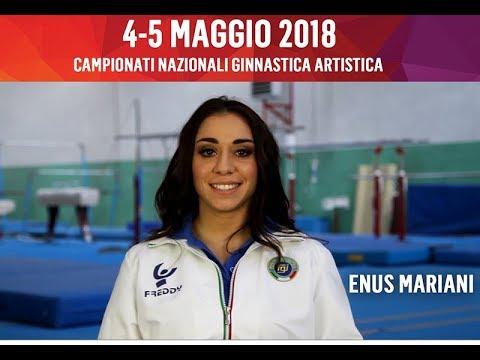Teaser 4 Campionati Serie A e B GAM/GAF 2018 - Dai respiro alla ricerca!