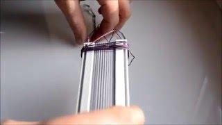 PROBLIND Instrukcja montażu plisy okiennej