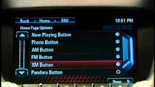 Buick-Intellilink- HOW TO Customize-the-Home-Page-On-The-Color-Touch-Radio-Family[